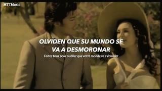 Libres (Sub. Español + Paroles) - Autant en Emporte le Vent