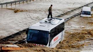 Наводнения в Турции! Сильный потоп в Архави, провинция Артвин июль 2021