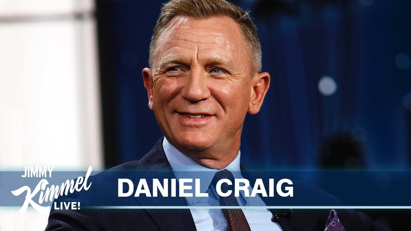 Daniel Craig on His Last Bond Film Watching it with the Royal Family Star on the Walk of Fame