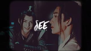 """Xue Yang & Jin Guang Yao   """"I'm hoping that you will see yourself"""" (Modern!AU)"""