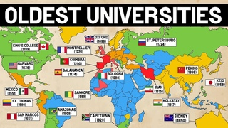 What are the Oldest Universities in the World?