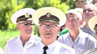День военно морского флота отметили в Пинске