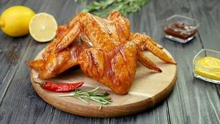 Куриные крылышки в духовке - Рецепты от Со Вкусом