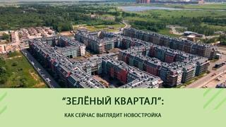 Зелёный квартал на Пулковских высотах : Как Сейчас Выглядит Новостройка в Московском Районе СПб