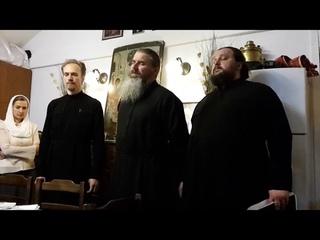 «Мой друг-мой конь» в исполнении трио Архиерейского хора Нижегородской епархии