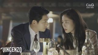 SOLAR (마마무) - Adrenaline   Vincenzo OST Part. 3 (빈센조) MV