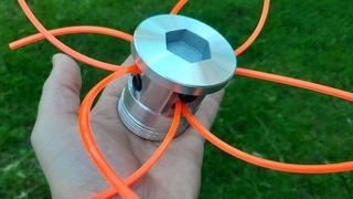 Универсальная металлическая катушка для триммера