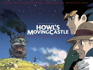 Ходячий замок (2004 год) Смотреть Аниме на русском