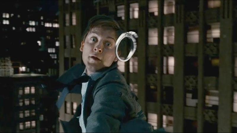 Человек паук против зеленого гоблина Человек паук 3 Враг в отражении отрывок из фильма