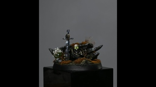 How to Paint a Skeleton! (for a base)