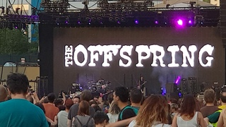 """The Offspring, """"HIT THAT"""", area EXPO, Rho (MI), 24/06/2018..."""