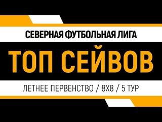 Топ Сейвов. 5 тур. Брянцева 10
