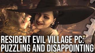 Resident Evil Village PC Port Review: OK, But Not Quite Good Enough