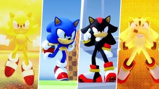 Sonic Infinity DX v2.0 это Безумие