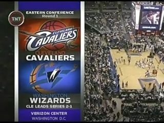 Wizards x Cavaliers 2006 ECFR Game 4