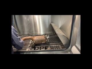 Это жесть.Volkswagen touareg. Очистка сажевого фильтра.