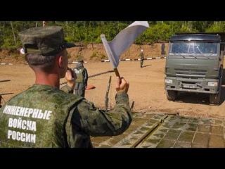 Подразделения МТО Восточного военного округа обеспечили паромную переправу около 1000 единиц техники