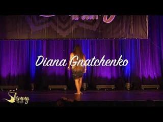 Диана Гнатченко (Diana Gnatchenko) Табла - соло