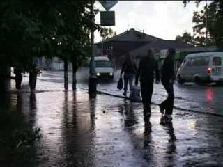 Потоп в Мичуринске (Последний Звонок)