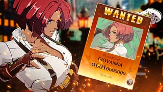 Can Giovanna keep up with Millia's speed? (Guilty Gear Strive Online Matches)