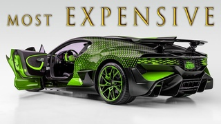 TOP 20 MOST EXPENSIVE CARS ON THE MARKET 2021~2022