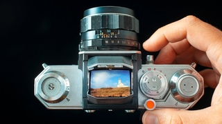 The Most Beautiful Camera EVER??? The amazing 1960 Edixa Reflex