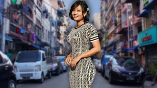 16th Street in Chinatown | Yangon