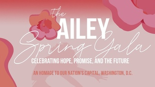 The Ailey Spring Gala
