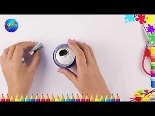 Чайник своими руками / Поделки из алюминиевых банок / Посудка легко и просто