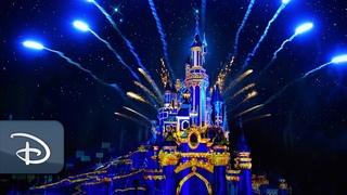 Disney Magic Makes a Night in Disneyland Paris Absolutely Unforgettable | #DisneyMagicMoments