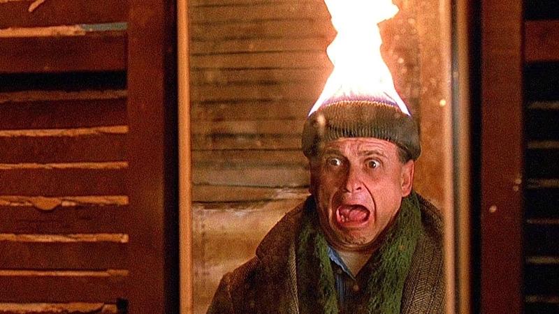 Паяльная лампа Один дома 2 Затерянный в Нью Йорке 1992 год