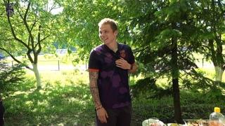 #6 Сборы ФК «Уфа» в Аше 2020: день рождения Круга и #яйцоchallenge