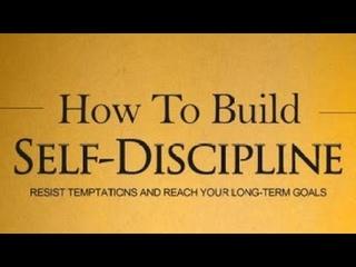 Self Discipline Audiobook - By Martin Meadows