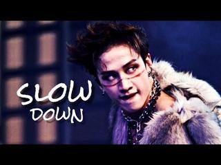 """BANG CHAN FMV: """"slow down"""""""