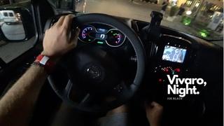 Opel Vivaro Night 1.6 145 HP 4K   POV Test Drive #084 Joe Black
