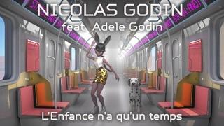 L'Enfance n'a qu'un temps (feat. Adèle Godin) [Official Visualiser]