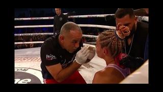 Paige VanZant vs Rachael Ostovich | FULL FIGHT | HD | BKFC 19 | Bare Knuckle