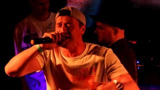 """White Hot Ice и Руставели """"RASTAMAN"""" (выступление на презентации альбома ШЕFF """"Gangsta Jazz"""")"""