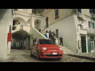 Fiat 500 Spring Summer Collection Commercial