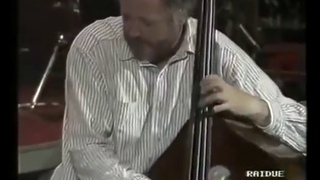 Niels Henning Orsted Pedersen double bass solo Umbria Jazz 1991