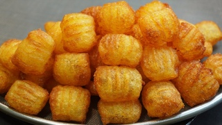 바삭한 감자튀김 만들기 | 에어프라이어 감자 | 아이들간식 |  Crispy French Fries