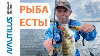Константин Кузьмин. Ловля хищника на Воронежском водохранилище