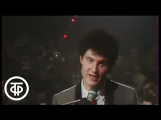 """Бит-квартет """"Секрет"""" - """"Как дела, старина"""". Музыкальный ринг (1988)"""