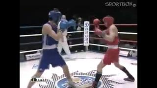 Челнок в боксе: Бивол - Чеботарев
