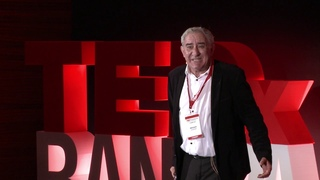 СИЛА СЛОВА | MIKHAIL KAZINIK | TEDxRANEPA