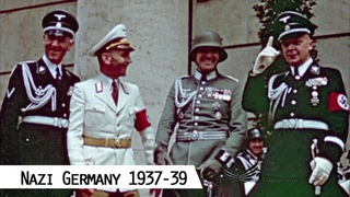 Nazi Germany - Pictures of the Madness (1937 - 1939)