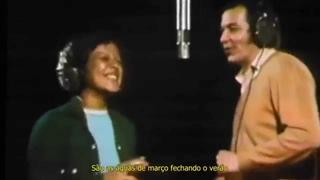 Elis Regina e Antonio Carlos Jobim - Águas de Março - Legendada