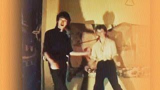 КИНО - Видели Ночь | Кадры со съёмок клипа | 1986 #викторцой #георгийгурьянов