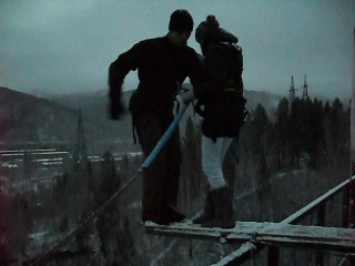 Чертов мост, Тандем