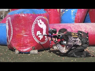 Extreme paintball raw airball action, 3v3, 5v5s dside and snake side (RAW)